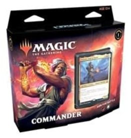 Magic: The Gathering Commander Legends Deck: Arm for Battle