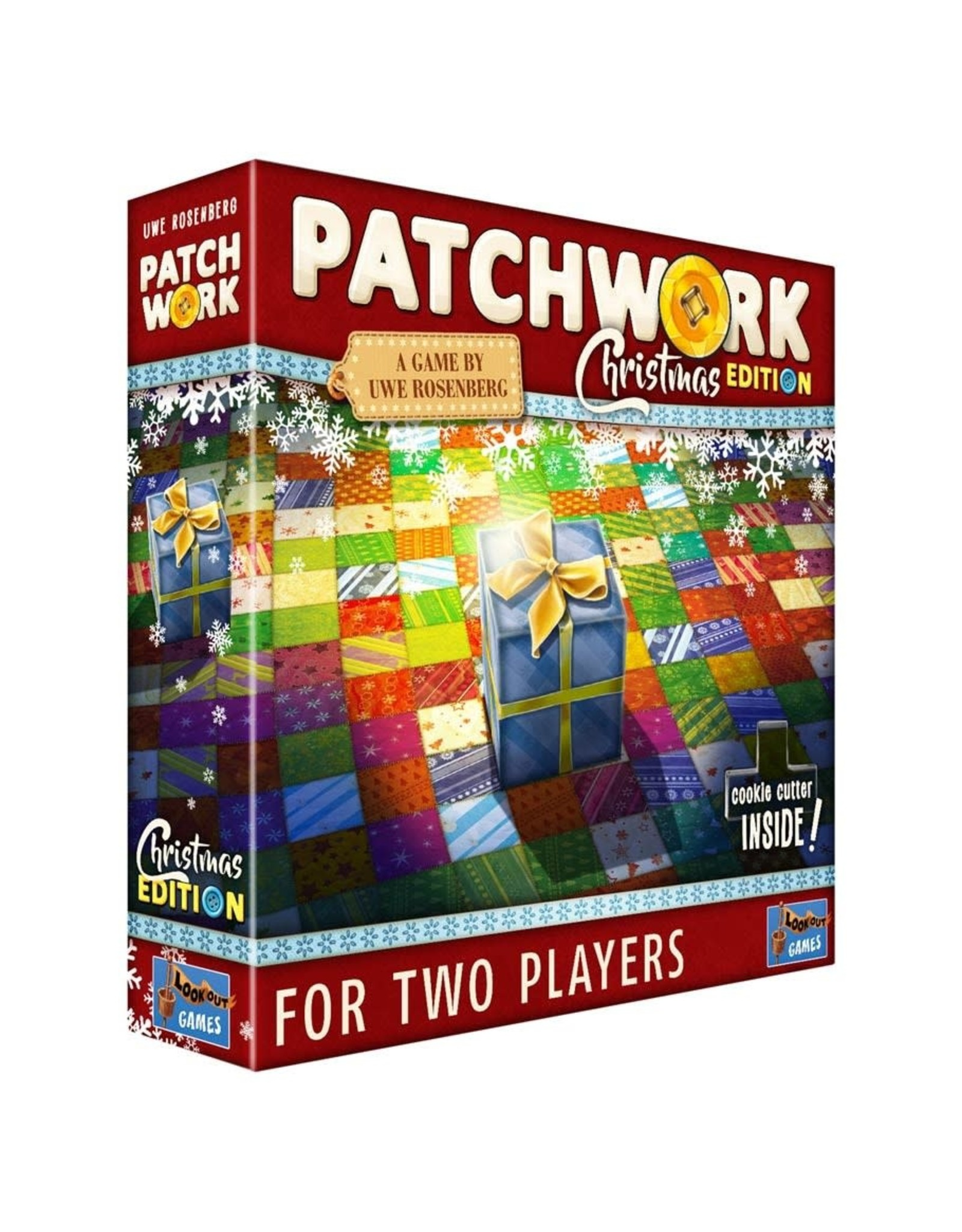 Lookout Games Patchwork Christmas Edition