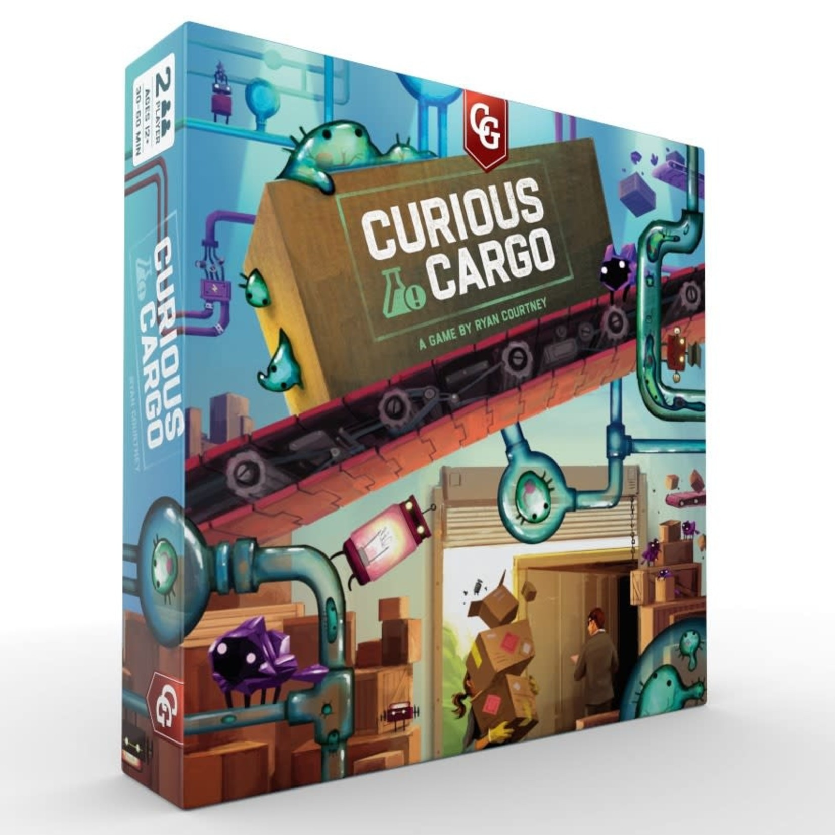 Capstone Games Curious Cargo