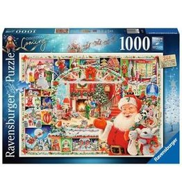 Ravensburger Christmas is Coming! 1000p