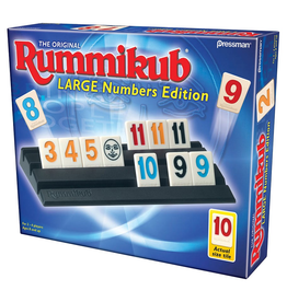 JAX Games Rummikub Large Number Edition