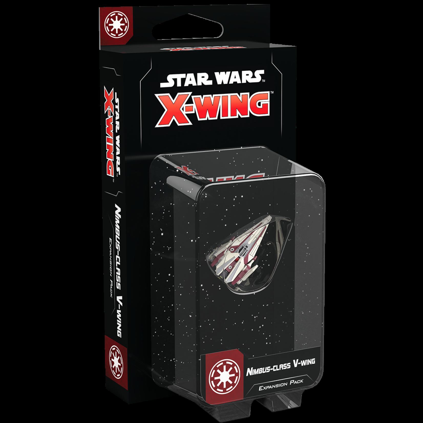 Fantasy Flight Games Star Wars X-Wing 2E Nimbus-class V-Wing