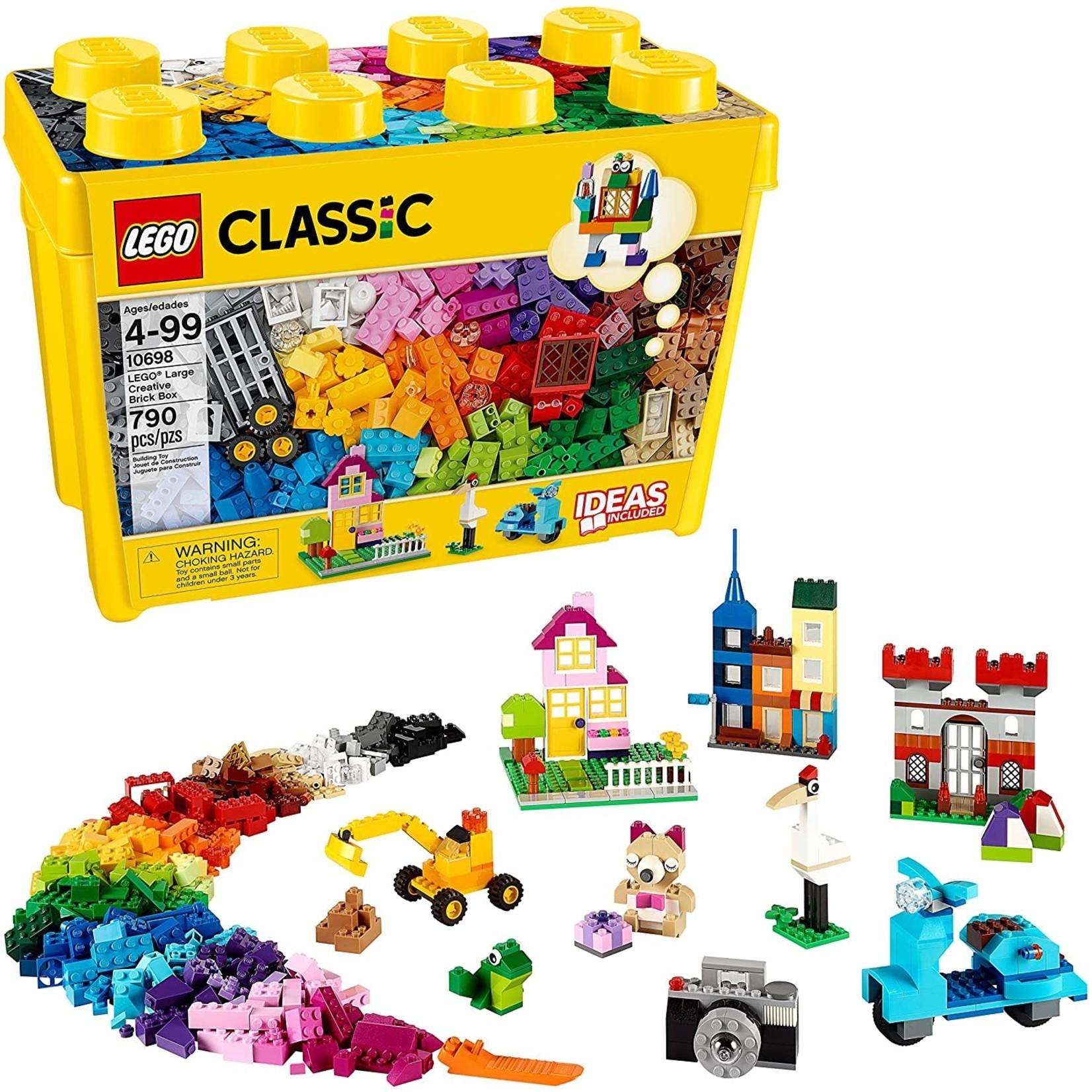 LEGO Lego Large Creative Brick Box (#10698)