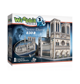 Wrebbit 3D Notre Dame de Paris 830p