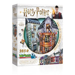Wrebbit 3D Harry Potter Weasley's Wizard Wheezes and Daily Prophet 285p