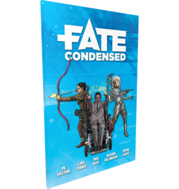 Evil Hat Productions Fate Core RPG: Fate Condensed