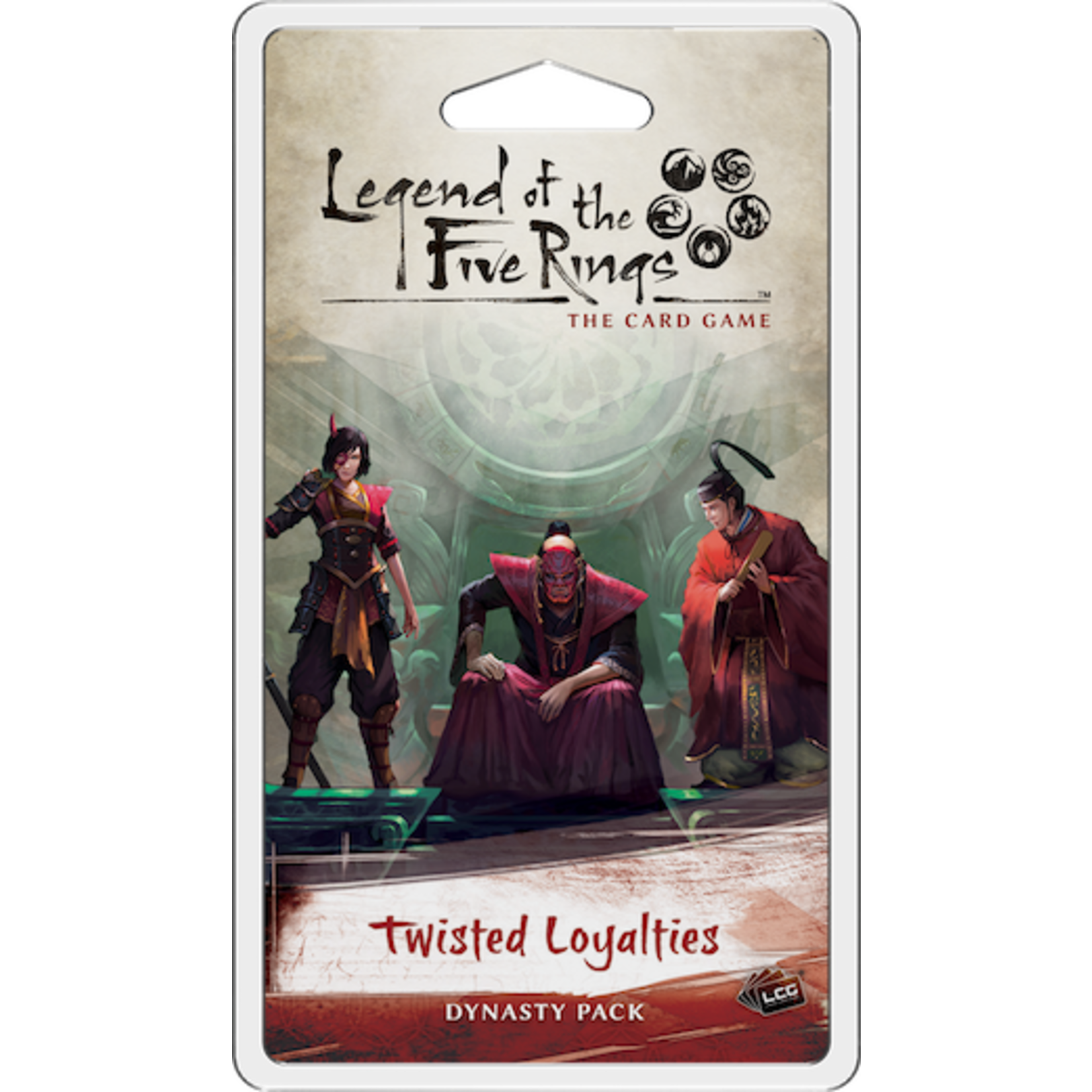 Fantasy Flight Games Legend of the Five Rings: The Card Game - Twisted Loyalties