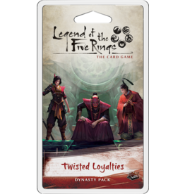 Fantasy Flight Games Legend of the Five Rings - Twisted Loyalties