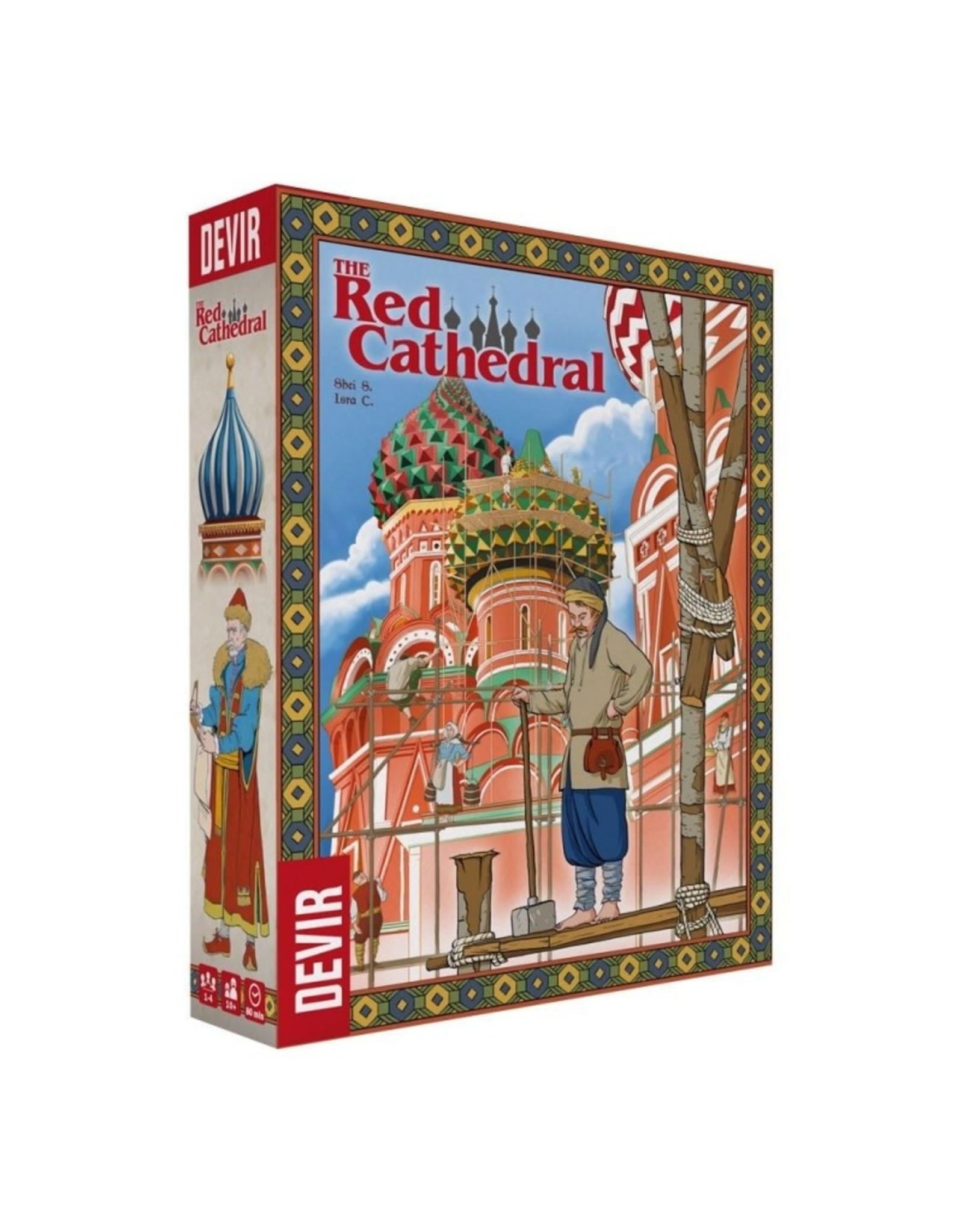 Devir Red Cathedral