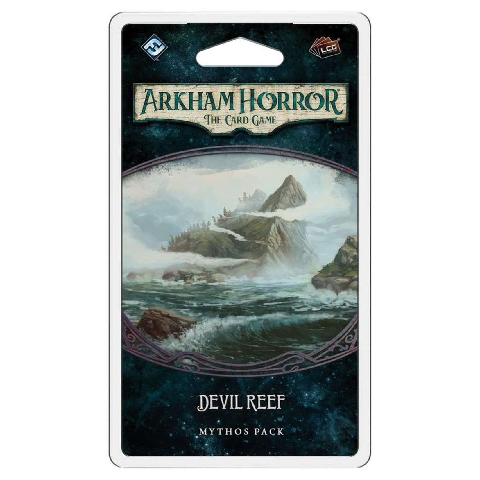 Fantasy Flight Games Arkham LCG Devil Reef