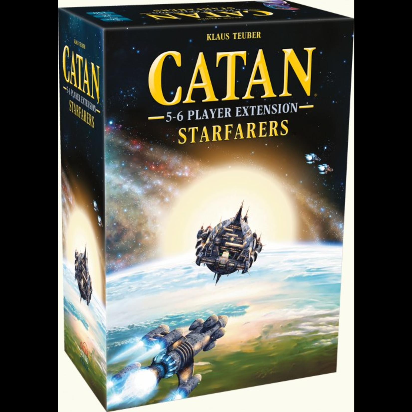 Asmodee Catan Starfarers 5-6 Player Expansion