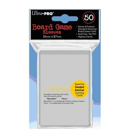 Standard American Card Sleeves (50 count - Ultra Pro)