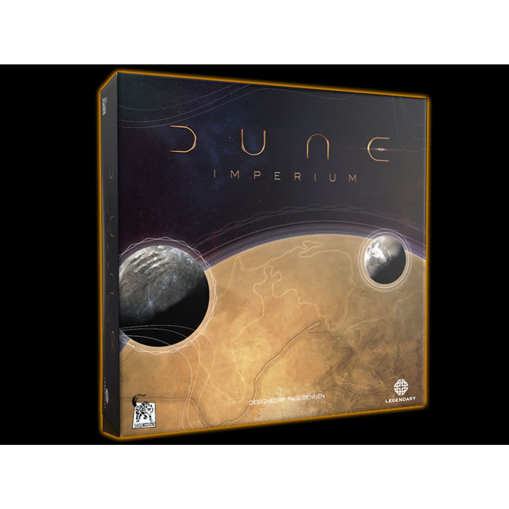 Dire Wolf Digital Dune Imperium Base Game