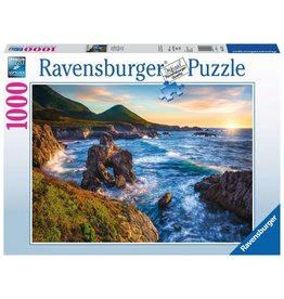 Ravensburger Big Sur Sunset - 1000 Piece Jigsaw Puzzle