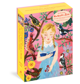 Nathalie Lete The Girl Who Reads to Birds 500p