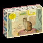 John Derian Calm Cat 750 - Piece jigsaw puzzle