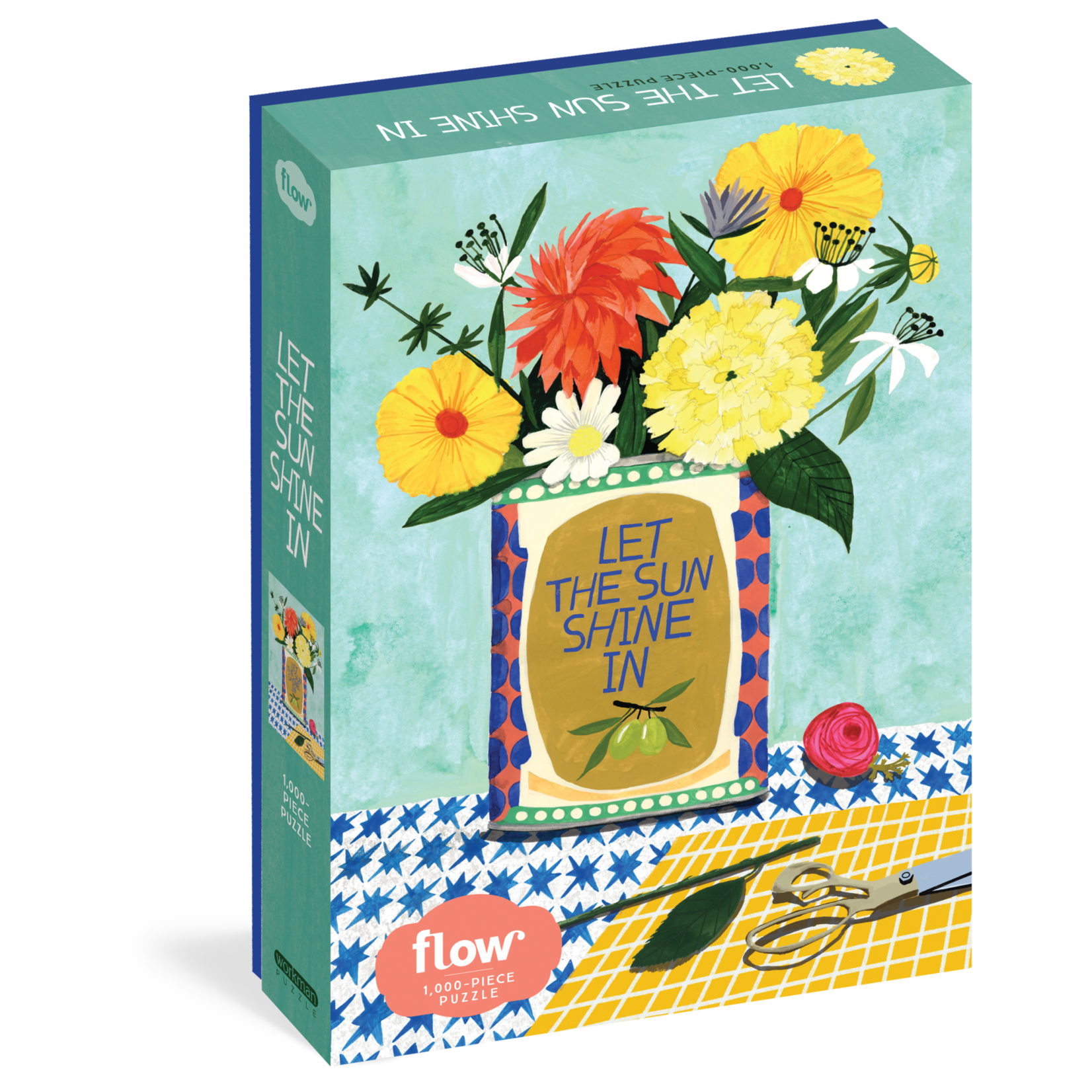 Let the Sun Shine In - 1000 Piece Jigsaw Puzzle