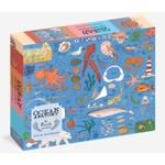 Julia Rothman Ocean Anatomy  - 500 Piece Jigsaw Puzzle