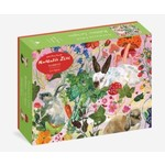 Nathalie Lete Rabbits - 500 Piece Jigsaw Puzzle