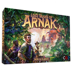 Czech Games Edition Lost Ruins of Arnak