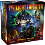Asmodee Twilight Imperium 4th Edition: Prophecy of Kings (Expansion)