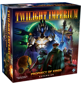 Asmodee Twilight Imperium 4th Edition: Prophecy of Kings