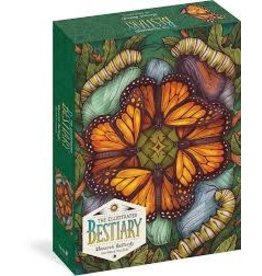 Wild Wisdom Illustrated Bestiary: Monarch Butterfly by Kate O'Hara 750p