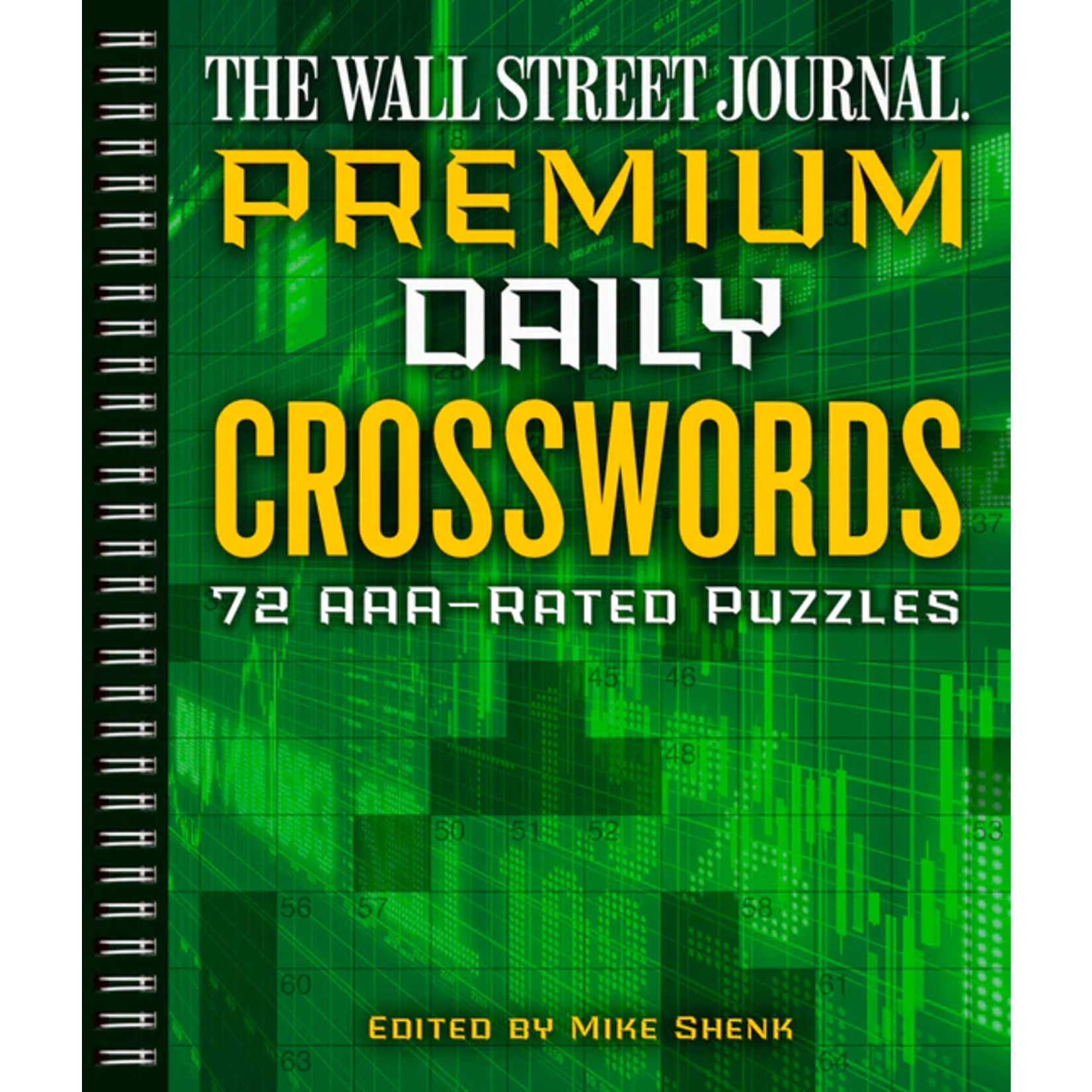 Puzzlewright Wall Street Journal Premium Daily Crosswords