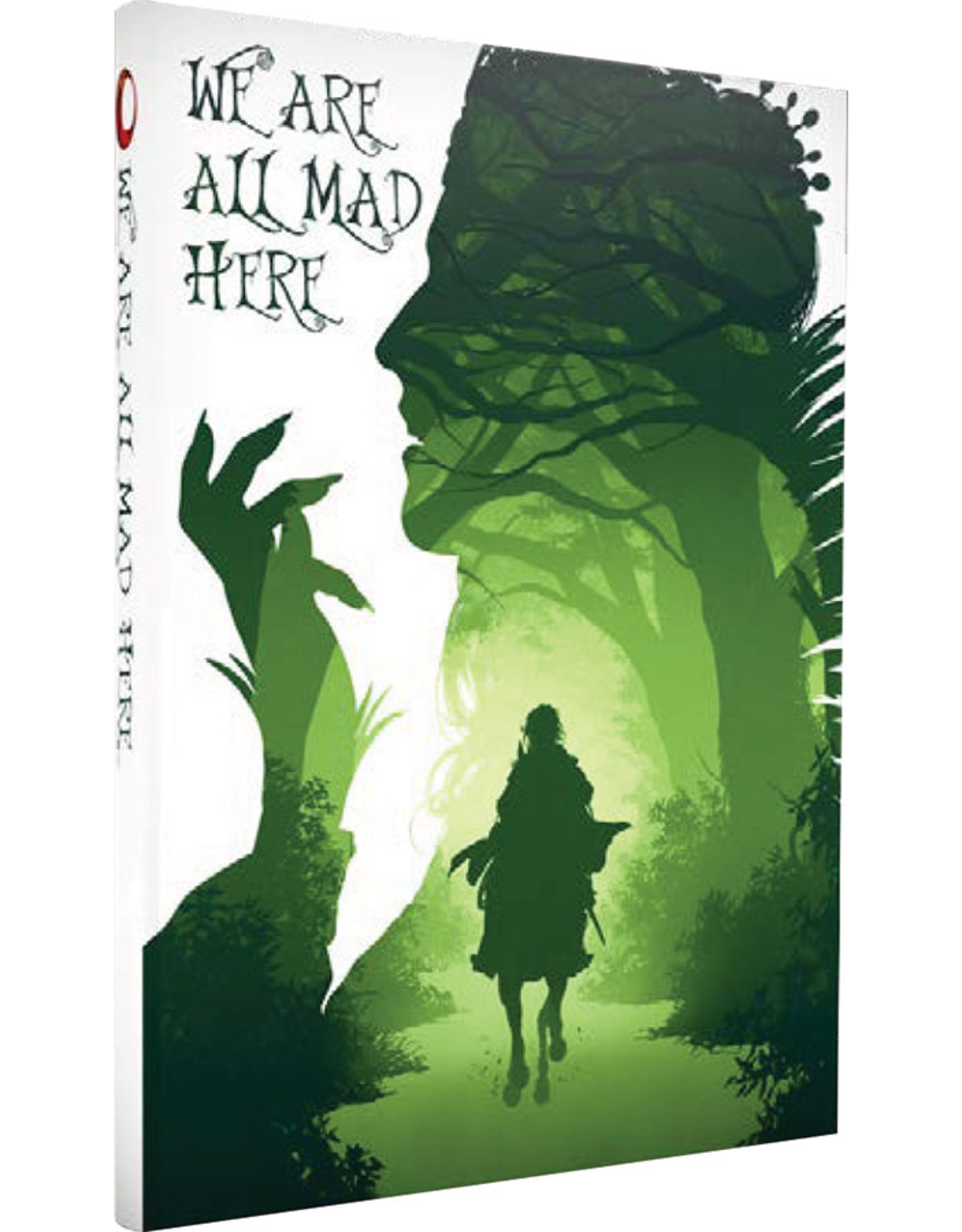 Monte Cook Games Cypher System RPG 2nd Edition: We Are All Mad Here