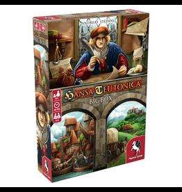 Pegasus Spiele Hansa Teutonica: Big Box