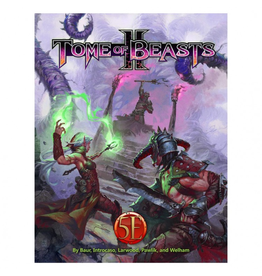 Kobold Press D&D 5E Kobold Tome of Beasts II