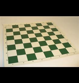 Worldwise Imports Chess Board Vinyl Green/Buff