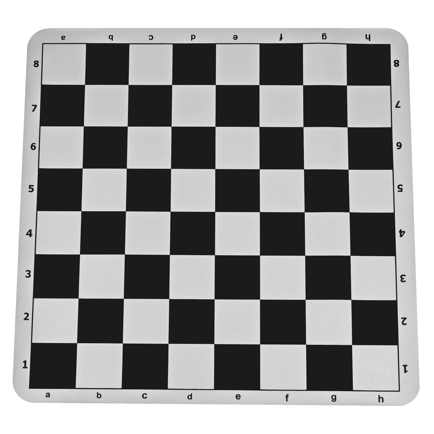 Wood Expressions Chess Board: Black Silicone (Wood Expressions)