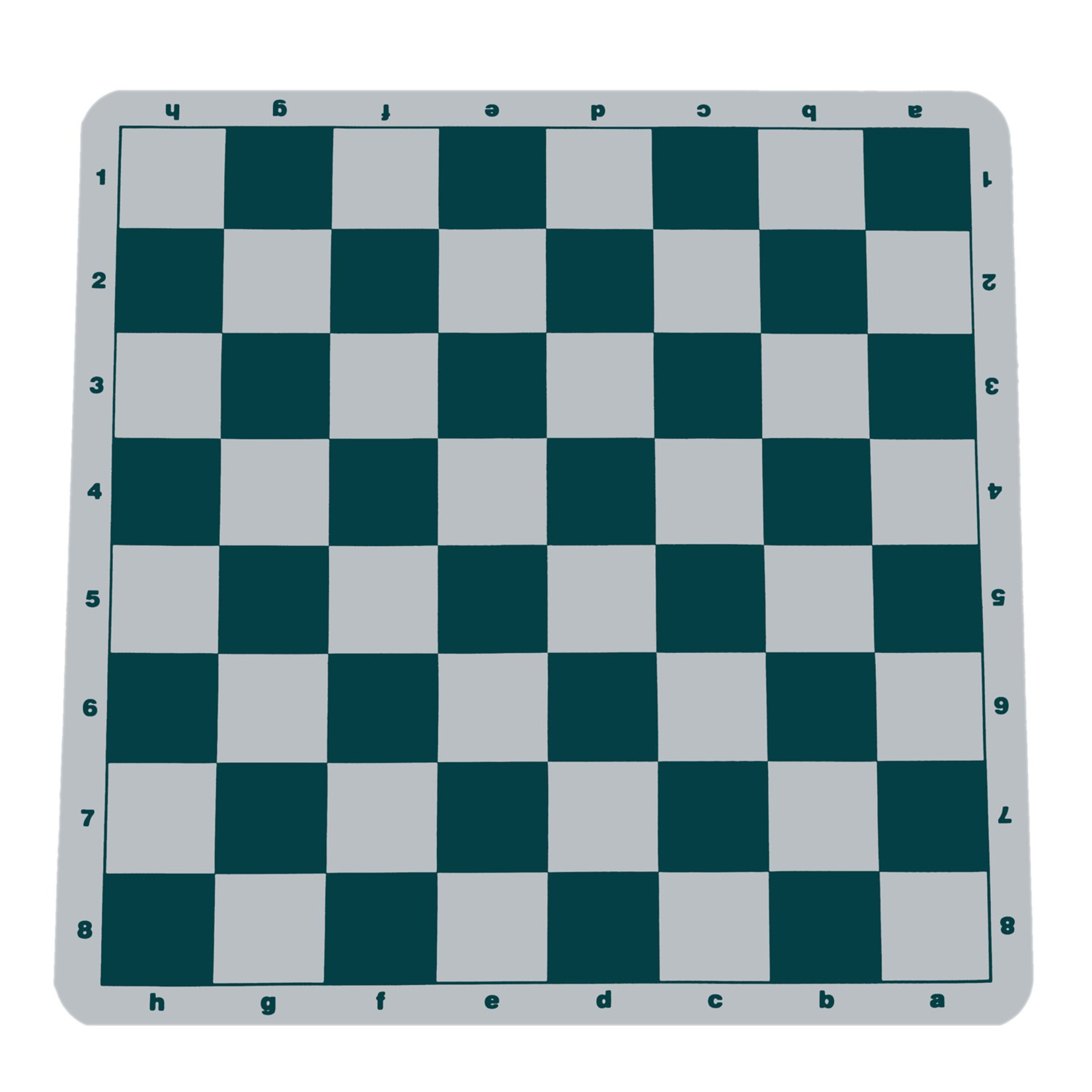Wood Expressions Chess Board Green Silicone (Wood Expressions)