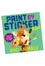 Paint by Sticker Kids Zoo