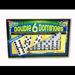 Puremco Double 6 Black Dot Dominoes Set (UG)