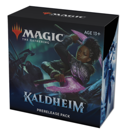 Magic: The Gathering MTG Kaldheim Prerelease Pack
