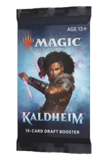 Magic: The Gathering Magic: The Gathering - Kaldheim Draft Booster Box