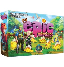 Gamelyn Games Tiny Epic Dinosaurs