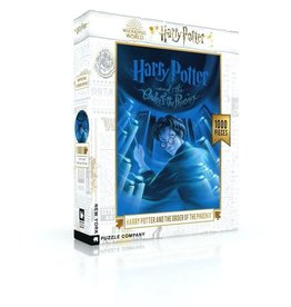 New York Puzzle Company HP Order of the Phoenix - 1000 Piece Jigsaw Puzzle