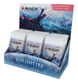 Magic: The Gathering MTG Kaldheim Set Booster Box