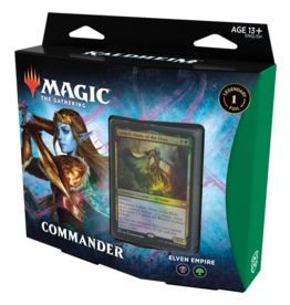 Magic: The Gathering MTG Kaldheim Commander Deck: Elven Empire