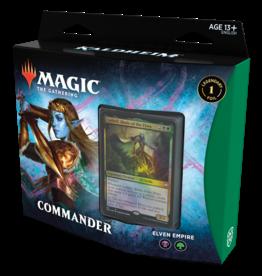 Magic: The Gathering MTG KHC Commander Deck: Elven Empire