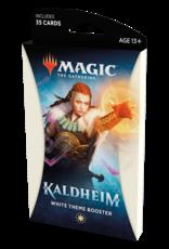 Magic: The Gathering Magic: The Gathering - Kaldheim Theme Booster Pack: White