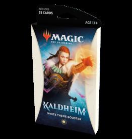 Magic: The Gathering MTG KHM Theme Booster Pack: White