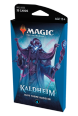 Magic: The Gathering Magic: The Gathering - Kaldheim Theme Booster Pack: Blue