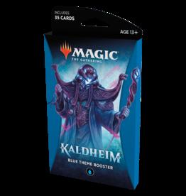 Magic: The Gathering MTG KHM Theme Booster Pack: Blue