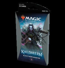 Magic: The Gathering MTG KHM Theme Booster Pack: Black