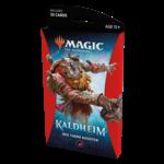 Magic: The Gathering MTG Kaldheim Theme Booster Pack: Red