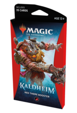 Magic: The Gathering Magic: The Gathering - Kaldheim Theme Booster Pack: Red